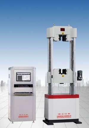 AL系列钢绞线卧式拉伸试验机