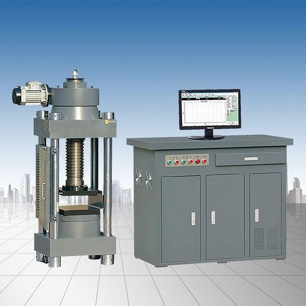 黑龙江300吨压力试验机 微机控制全自动抗压强度试验机YAW-3000