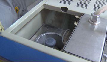 溶剂残留检测试验试样的制备(兰光气相色谱仪)